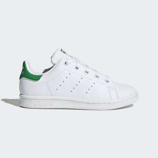 Stan Smith sko Footwear White/Green BA8375