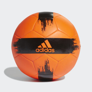 Pelota EPP 2 Solar Orange / Black DY2513
