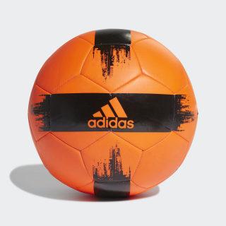 Pelota de Fútbol EPP 2 Solar Orange / Black DY2513