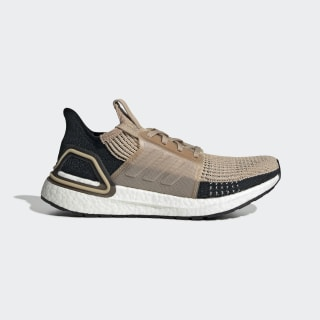 รองเท้า Ultraboost 19 Pale Nude / Linen / Core Black G27495
