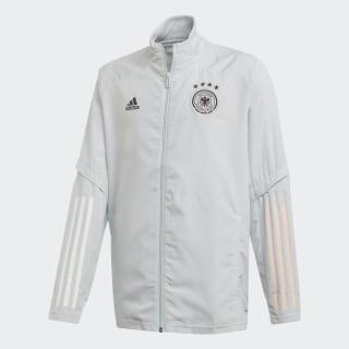 Casaco de Apresentação da Alemanha Clear Grey FI0744