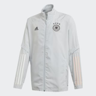 Germany Presentation Jacket Clear Grey FI0744