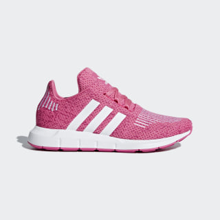 Tenis SWIFT RUN J SEMI SOLAR PINK/FTWR WHITE/SEMI SOLAR PINK B37117