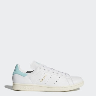 Calzado Stan Smith FTWR WHITE/FTWR WHITE/ENERGY AQUA F17 BZ0461