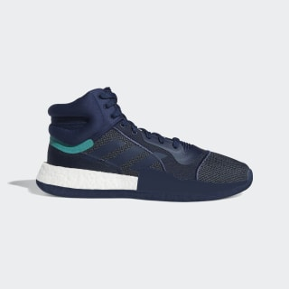 Chaussure Marquee Boost Collegiate Navy / Lgh Solid Grey / Grey Six D96944
