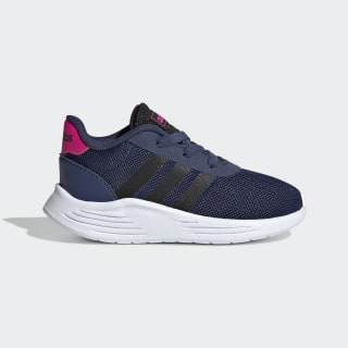 Lite Racer 2.0 Shoes Tech Indigo / Core Black / Shock Pink EH2569