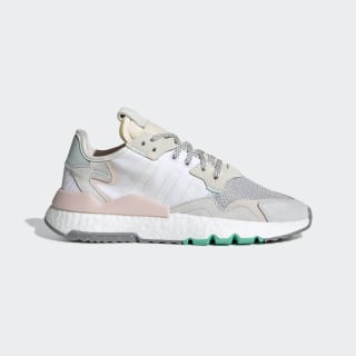 NITE JOGGER W Cloud White / Clear Mint / Icey Pink EF8721
