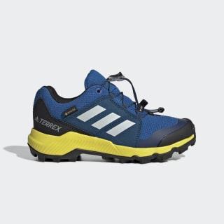 Obuv Terrex GORE-TEX Hiking Blue Beauty / Grey One / Shock Yellow BC0599