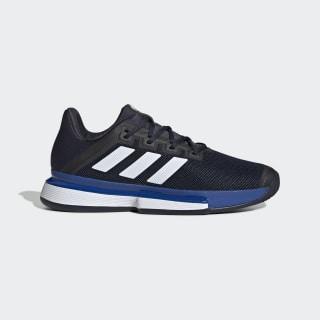 Кроссовки для тенниса SoleMatch Bounce Clay legend ink / ftwr white / team royal blue EG2219