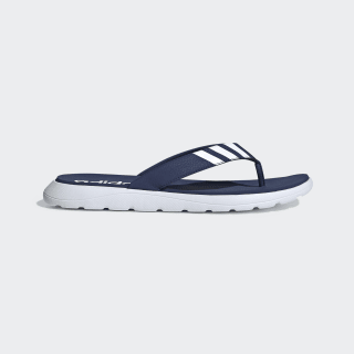 Comfort Flip-Flops Tech Indigo / Cloud White / Tech Indigo EG2068
