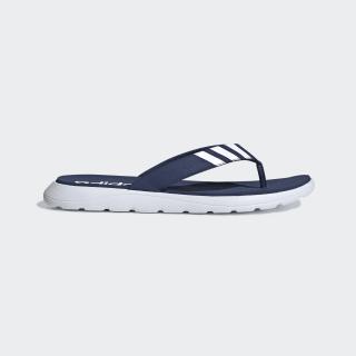 Comfort Flip-Flops Tech Indigo / Cloud White / Tech Indigo EG2068