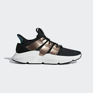 Prophere Shoes Core Black / Copper Metalic / Hi-Res Aqua D96612