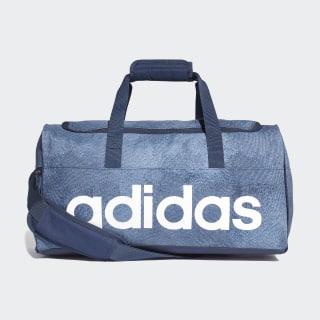 Linear Performance Duffel Bag Small Raw Steel / Collegiate Navy / White DJ1429