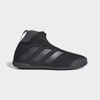 Chaussure Stycon Laceless Clay Court Core Black / Night Metallic / Grey Six FV2569