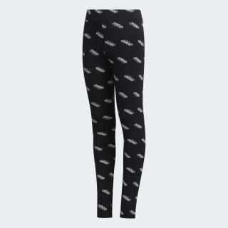 Leggings Favorites Black / White FM0752