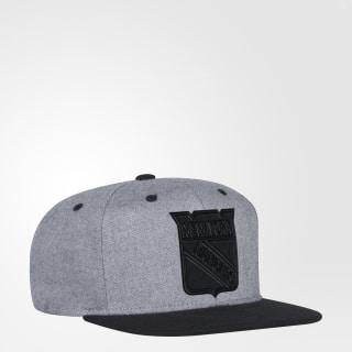 Rangers Two-Tone Snapback Hat Multicolor BZ6317