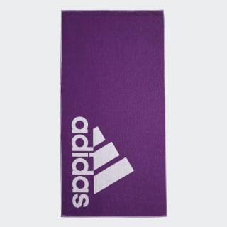adidas Handdoek Large Glory Purple FJ4777