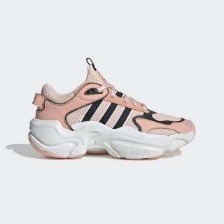 Magmur Runner Shoes Glow Pink / Icey Pink / Crystal White EE8629