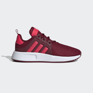 Zapatillas X_PLR collegiate burgundy / shock red / ftwr white CG6832