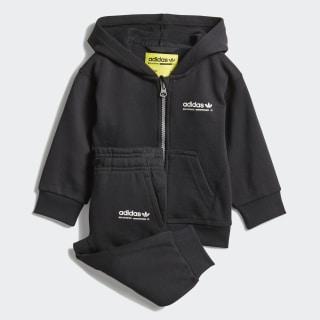 Kaval hoodiesæt Black DH3229