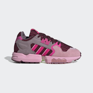 Tênis ZX Torsion Maroon / Shock Pink / True Pink EF4372