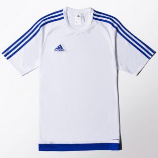 Camisa Estro 15 WHITE/BOLD BLUE S16169