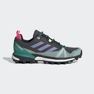 Chaussure de randonnée Terrex Skychaser LT GORE-TEX Core Black / Light Purple / Glory Green EG2197