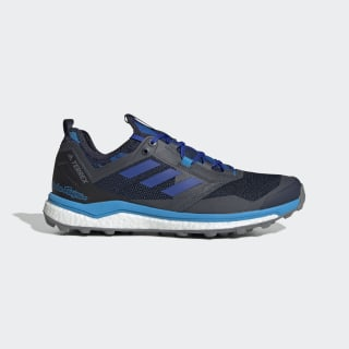 Terrex Agravic XT TLD Trail Running Shoes Collegiate Navy / Bold Blue / Solar Blue EE9793
