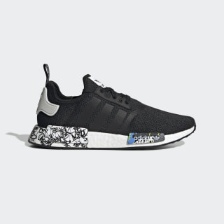 NMD_R1 Shoes Core Black / Cloud White / Core Black EH0779