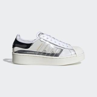 Zapatilla Superstar Bold Cloud White / Off White / Core Black FV3361