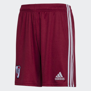 Shorts Visitante Club Atlético River Plate noble maroon/clear onix DX5934