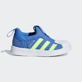 Zapatillas Superstar 360 true blue / hi-res yellow / ftwr white CG6583