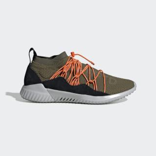 adidas x UNDEFEATED Climacool Shoes Olive Cargo / Light Grey Heather / Orange G26649