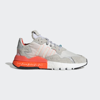 Chaussure Nite Jogger Cloud White / Solar Red / Crystal White EH0249