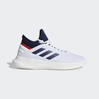 Fusion StormShoes Cloud White / Dark Blue / Active Red F36212