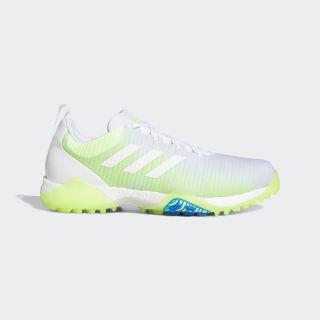 CodeChaos Golfschuh Cloud White / Signal Green / Glory Blue EE9101