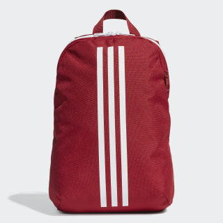 Classic 3-Stripes Backpack Active Maroon / White / White ED8637
