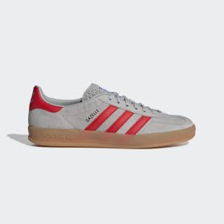 Gazelle Indoor Schuh Grey Two / Active Red / Bluebird G27500