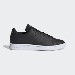 Advantage Base Shoes Core Black / Clear Pink / Cloud White EE7511