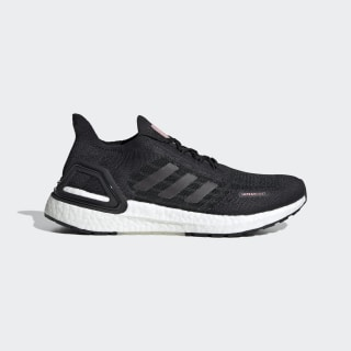 Sapatos Ultraboost Summer.RDY Core Black / Core Black / Light Flash Red EH1209