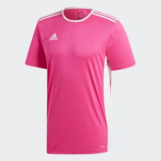 Camisa Entrada18 Shock Pink / White CZ1070