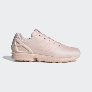 ZX Flux Shoes Icey Pink / Icey Pink / Cloud White EG3824
