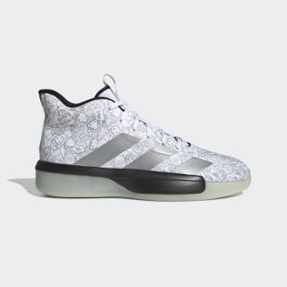 Pro Next 2019 Star Wars Shoes Cloud White / Silver Met. / Active Red EH2459