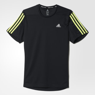 Playera Ozweego BLACK/SOLAR YELLOW S99432