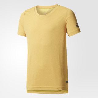 T-shirt Climachill Chill Eqt Yellow/Tac Y Dd/Black CD8946