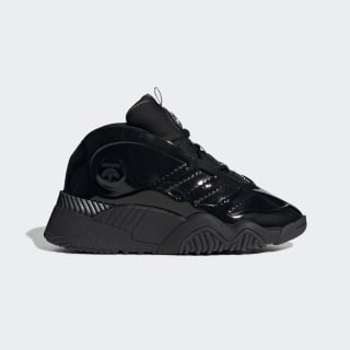Zapatilla Turnout BBall adidas Originals by AW Core Black / Core Black / Core Black EE9027