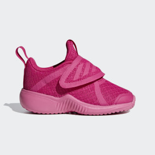 Zapatillas FortaRun X Real Magenta / Semi Solar Pink / Ftwr White D96961
