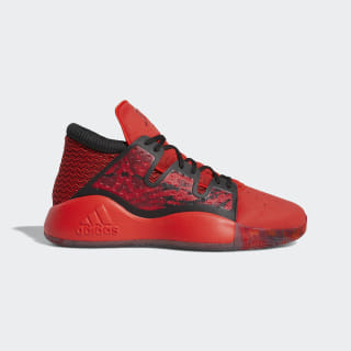 Pro Vision Select Player Edition Shoes Active Red / Collegiate Burgundy / Core Black EE6867