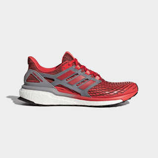Energy Boost Shoes Hi-Res Red / Hi-Res Red / Grey CP9538