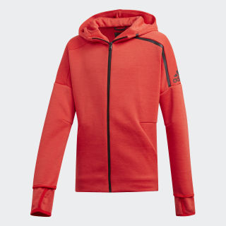 Chaqueta Heartracer adidas Z.N.E. Chaqueta Fast Release active red/black DV1610